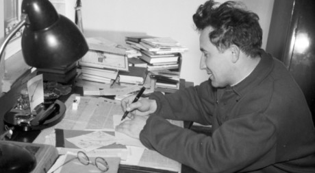 V roce 1956. FOTO archiv