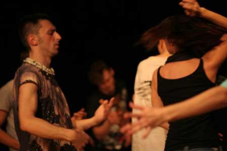 Romanian Dance History 3, Festival Temps d´Images 2011, Paříž. FOTO archiv