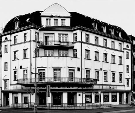 Budova  Činoherního  studia Ústí  nad Labem