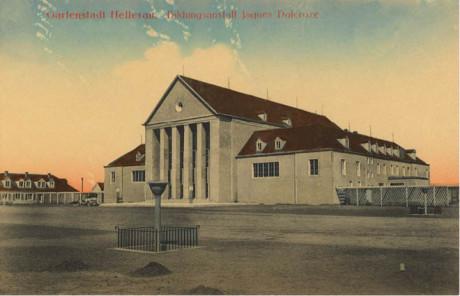 Budova Institutu Jaques-Dalcroze