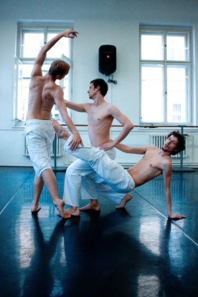 FOTO archiv Divadlo plastického tance