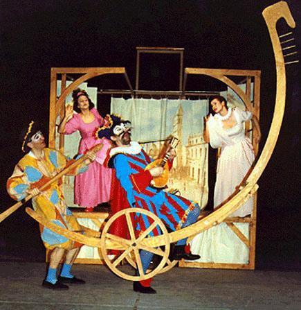 Mezi premiérové kousky bude patřit také představení Čekání na déšť z dílny polského loutkového souboru Opolski Teatr Lalki i Aktora, které je jedním ze čtyř mezinárodních koprodukcí, které během čtyřletého evropského projektu Meeting the Odyssey vzniknou. FOTO archiv