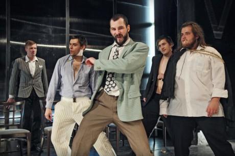 Představení má lesk a dynamiku. FOTO Facebook