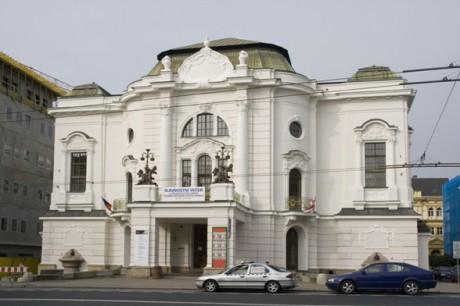 Divadlo opery a baletu Ústí nad Labem. FOTO archiv