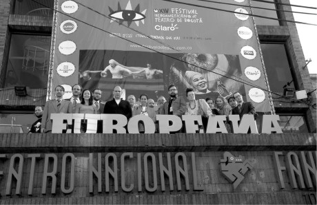 Národní divadlo v Bogotě