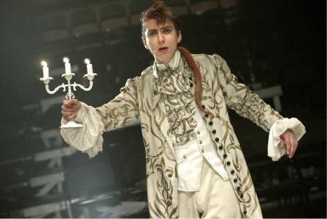 Martin Donutil jako Amadeus