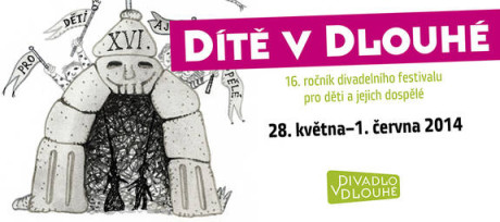 Dite v Dlouhe 2014-poster