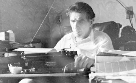 Hermann Broch (1. listopadu 1886 Vídeň – 30. května 195), rakouský spisovatel a esejista, představitel literární moderny. FOTO archiv