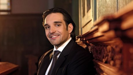 Sólista Státní opery Adam Plachetka. FOTO Supraphon