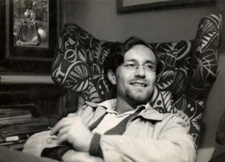 František Petiška – Vinant (26. 4. 1934 – 14. 12. 1980), lékař, básník, spisovatel, herec, od. r. 1970 do své smrti spolupracovník Divadla járy Cimrmana. FOTO archiv