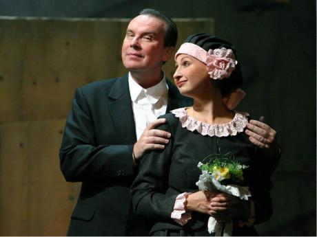 Štefan Margita s Danou Burešovou