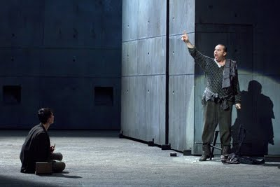 L. Janáček: Z mrtvého domu (New York MET – režie P. Chéreau). FOTO archiv