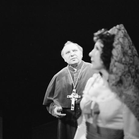Inkvizitor v Goyovi. FOTO archiv JD ČB