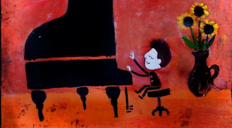 Bartók a dřevěný princ. Repro archiv