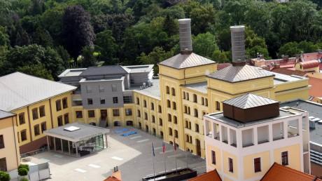 Pivovarské náměstí, Hradec Králové. FOTO Panoramio