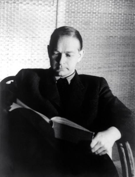 Mojmír Kyselka (16. 7. 1902 Brno - 5. 11. 1974 Brno). FOTO BAM Brno