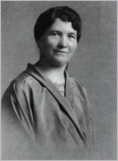Františka Kyselková ( 27. 3. 1865 Kamenice u Jihlavy – 23. 7. 1951 Brno). FOTO archiv