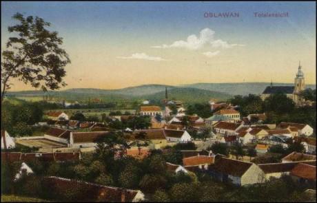 Oslavany 1914. FOTO archiv