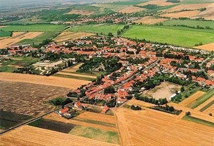 Obec Šaratice se nachází v okrese Vyškov. FOTO archiv