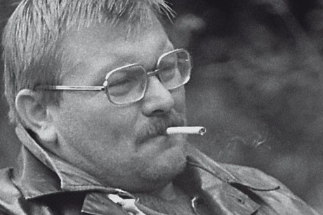 Peter Scherhaufer aneb Dvě stě malých cigaretek... FOTO archiv