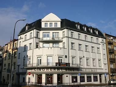 Budova bývalého Činoherního studia Ústí nad Labem. FOTO archiv
