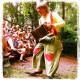 Zahradní slavnost na Hrádečku, 2. srpna. FOTO archiv autora