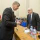 Ministr financní Andrej Babiš a ministr kultury Daniel Herman. FOTO archiv