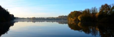 Z rybníka táhl vlhký chlad. FOTO archiv