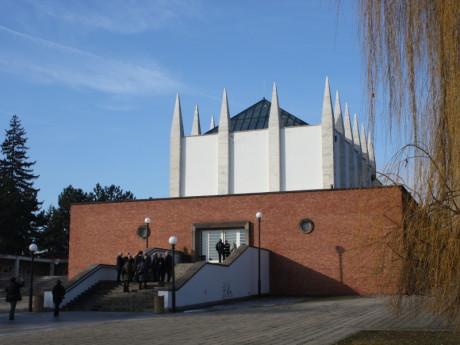 Brněnské krematorium. FOTO archiv