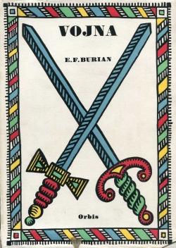 E. F. Burian: Vojna, Odeon 1978. Repro archiv