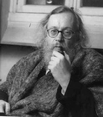 Jerzy Grotowski (11. 8. 1933 – 14. 1. 1999) FOTO archiv