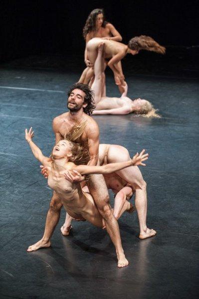 More than Naked je divadlo očisty. FOTO archiv