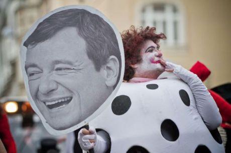 BUBILAND aneb Kabaret u politické mrtvoly. FOTO archiv