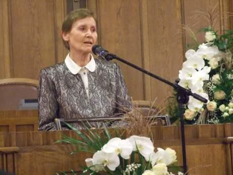 PhDr. Jitka Ludvová, CSc. FOTO archiv