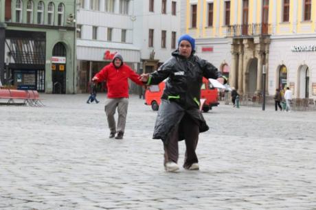 Takto vypadalo Druhé město na festivalu Flora Olomouc FOTO ARCHIV