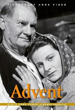 S Gustavem Hilmarem ve filmu Advent (r. Vladimír Vlček, 1056). Repro archiv