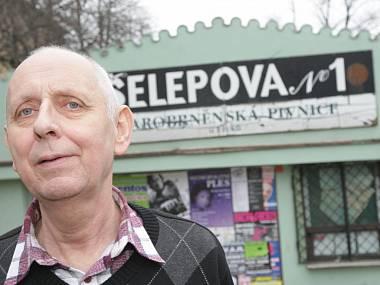 Miloš Barnátek. FOTO JIŘÍ SALIK SLÁMA