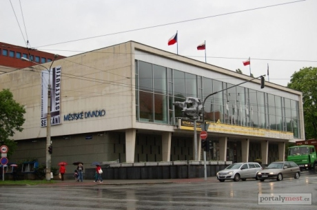 Městské divadlo Zlín. FOTO archiv