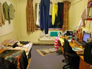 Bloncal jsem po svém komínském bytě a nic se mně nechtělo. FOTO archiv