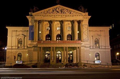 Státní opera Praha. FOTO archiv