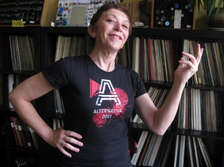 Laurie Amat v Unijazzu v roce 2011. FOTO archiv UNI