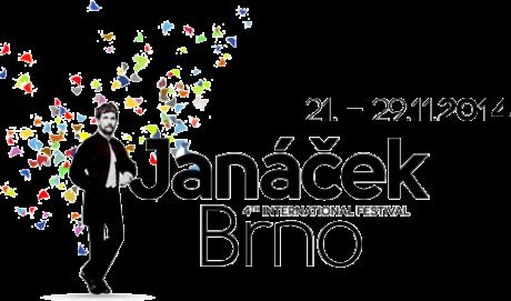 Janacek Brno 2014 - logo