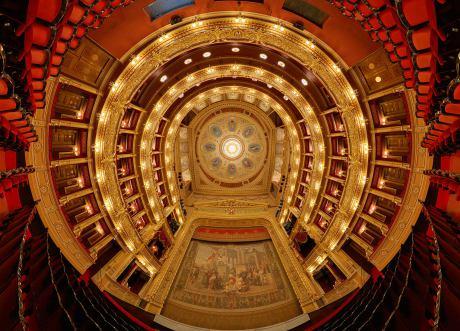 Národní divadlo. FOTO archiv ND