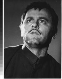 Oldřich Celerýn (11. 3. 1928 Ostrava-Svinov – 30. 1. 1973 Brno). FOTO RAFAEL SEDLÁČEK