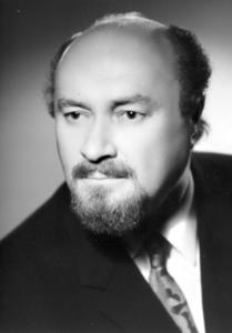 Arnošt Navrátil (8. 3. 1926 Senice na Hané - 18. 11. 1984 Brno). FOTO archiv NDB, Československo