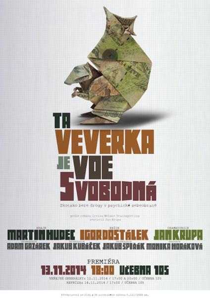 Tucek-Ta veverka-poster