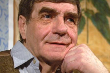 Miloš Kročil zemřel 28. října 2014 v Uherském Hradišti v nemocnici na jednotce intenzivní péče. FOTO archiv ČT