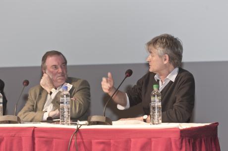 Diskutují David Pountney a David Radok