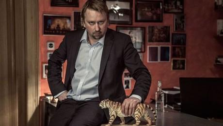 Tady dominuje dokonalý herecký výkon Marka Daniela. FOTO Kancelář Blaník