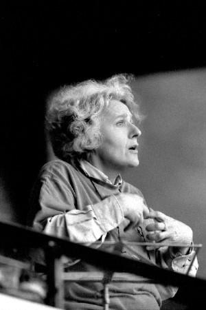 Ariane Mnouchkinová je divadelní a filmová režisérka, ředitelka a zakladatelka legendárního pařížského Théatre du Soleil. FOTO archiv